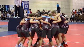 Strike Force - 4th game - 2020 Daytona Volleyball Tournament