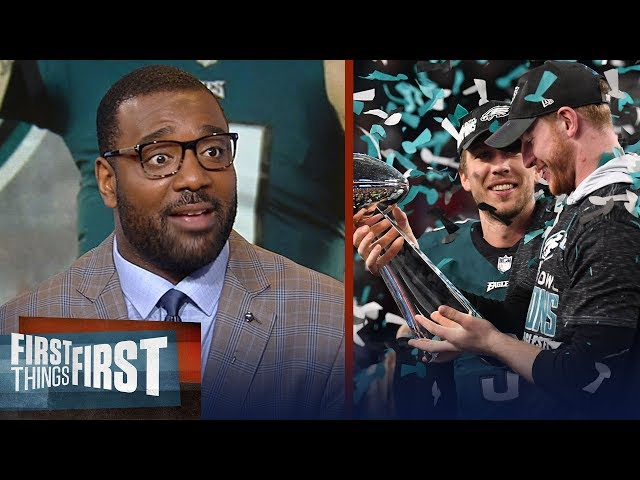 Chris Canty on the Eagles potential for continued success | NFL | FIRST THINGS FIRST