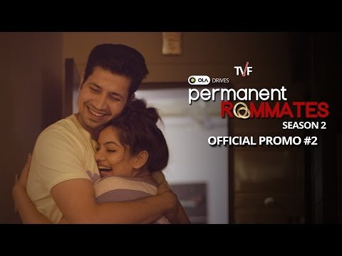 TVF's Permanent Roommates Season 2 Promo #2 | Now on TVFPlay (app and website)