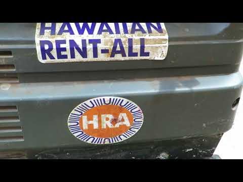 Hawaiian Rent All Tools Equipment auction lot 132