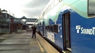 Commuter Rail Auburn WA