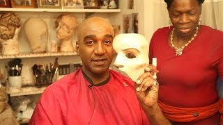 A Day With Norm Lewis, Broadway's Phantom of the Opera