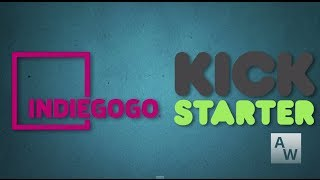TechCheck: Turning Ideas into Reality...Kickstarter v. Indiegogo