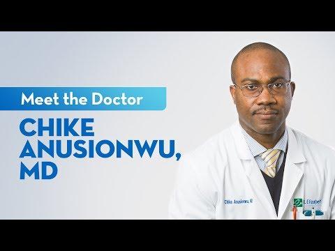 Meet Dr  Chike Anusionwu – Gastroenterologist and