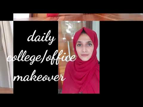 Daily college/office makeover from YouTube · Duration:  9 minutes 12 seconds