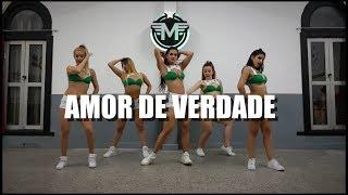 Baixar AMOR DE VERDADE - Mc kekel ft Mc Rita - COREOGRAFÍA - PAULA AMOEDO & #MARAVILHOSAS