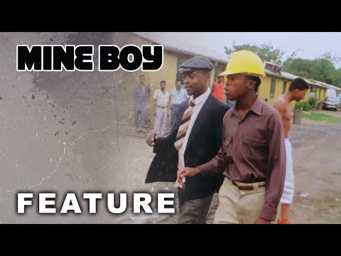 Mine Boy [1980's] Official Movie Trailer