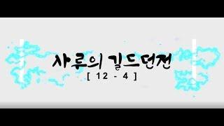 [ 길드던전 12 - 4 제인, 엘렌, 엘렌 ] 6억