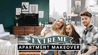 EXTREME Small Apartment Transformation! (From Start to Finish) - Part 2