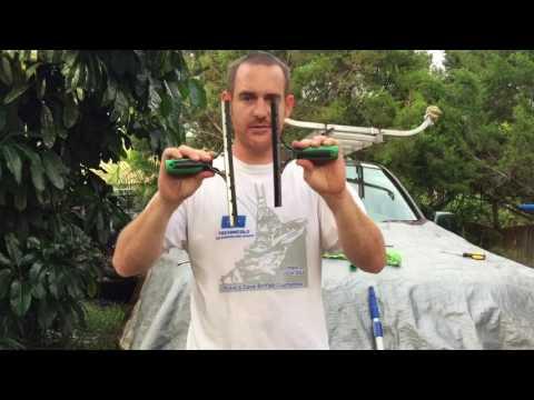 Basic Window Cleaning Equipment