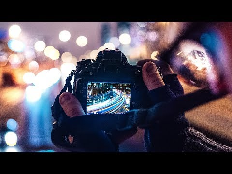 EASY Long Exposure Photography at Night – shoot to edit!