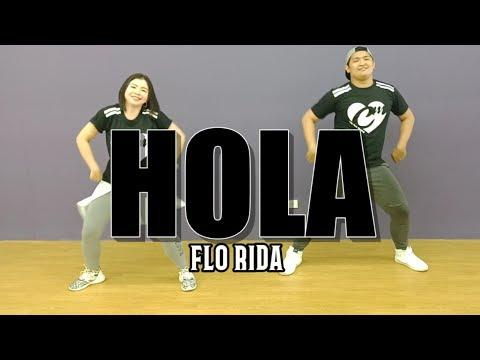 HOLA | Flo Rida feat. Maluma | Pop | Dance Fitness | JM
