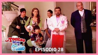 Las tontas no van al cielo: Candy y su familia se mudan a casa de Santiago | Resumen C28 | tlnovelas