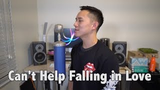 Can't Help Falling In Love (Elvis Presley) - Jason Chen Cover
