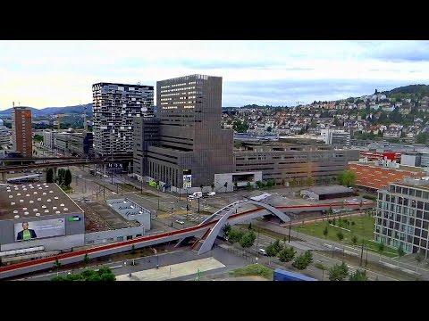 瑞士蘇黎世RENAISSANCE TOWER旅館 Zurich (Switzerland)