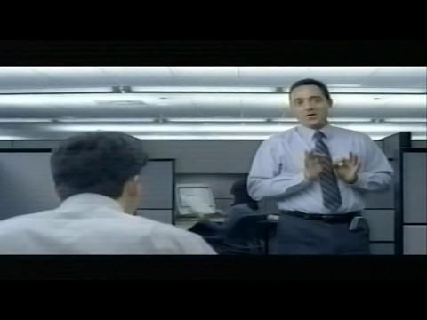 Kellogg's Raisin Bran Crunch cereal funny TV commercial from 2004