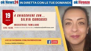4 Chiacchere con... Silvia Carcasci