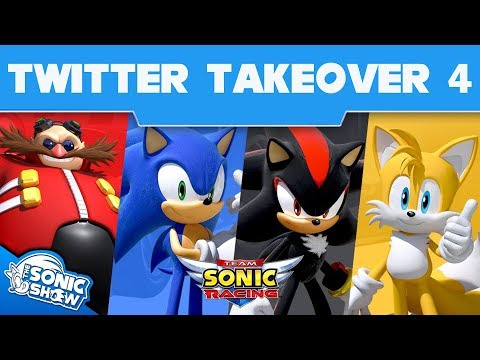 Sonic Twitter Takeover 4 - All Answers (Sonic, Tails, Shadow And Eggman)