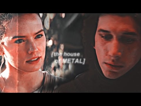 Kylo & Rey I house of metal