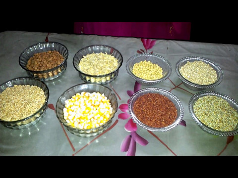 Multigrain Atta – How to make multigrain atta at home, its Ingredients, mixing quantity and benefits