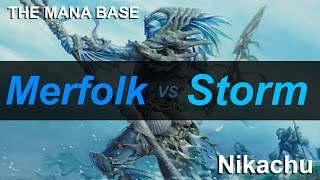 Modern Merfolk vs Storm Ep.102 Pt.1 (Nikachu)