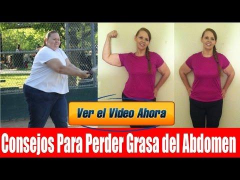 😱   Consejos para perder grasa del abdomen