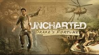 Uncharted Drake's Fortune  Серия 1