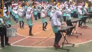 Kidsvagansa putradarma islamic school with drumband SD islam Plus