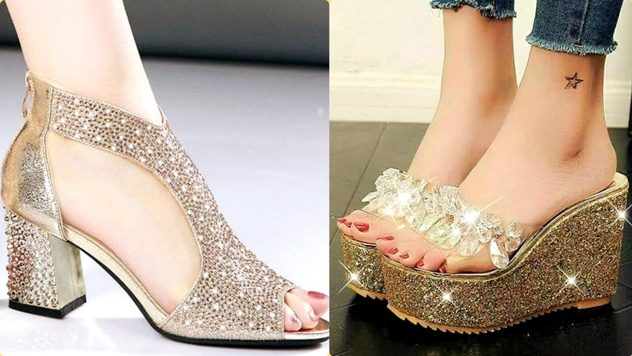 Beautiful Different Style Sandals