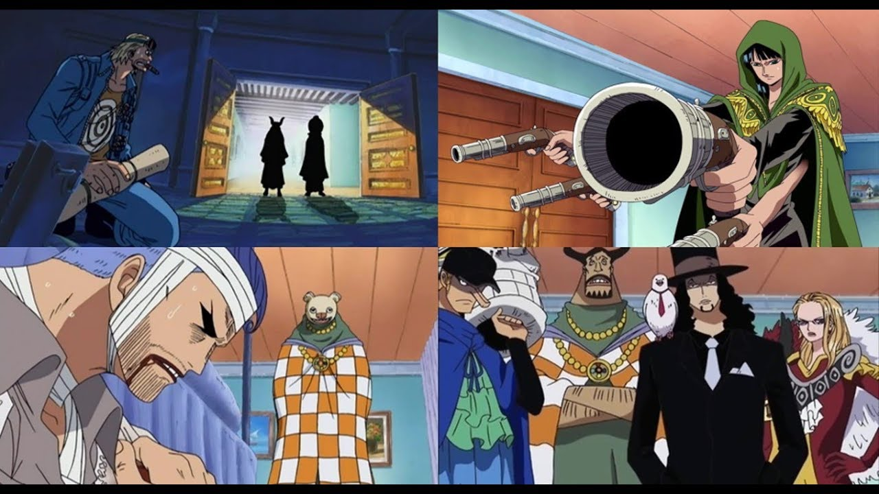 REDIRECT! One Piece: Season 5 Episodes 242, 243 and 244 ...