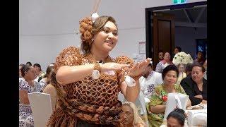 Beautiful Bride's Special Tau'olunga - Mrs Maikale Vea Latu Faletau