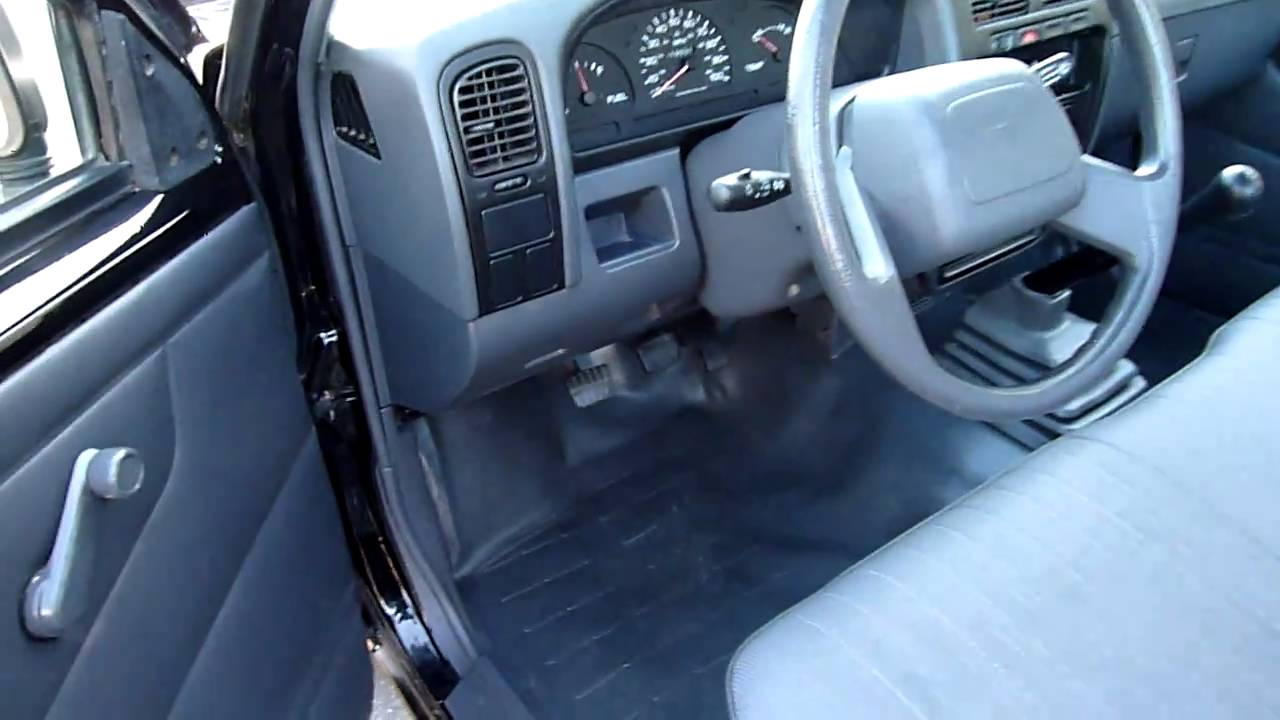 1994 Nissan Pickup Truck 19k Original Miles Youtube