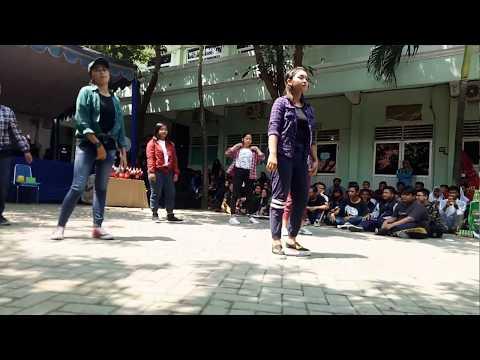 Dance x.bc 1 smk prapanca 2 surabaya