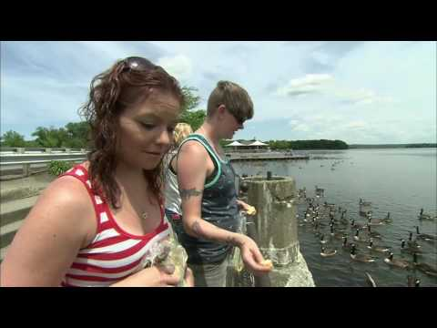 THAT'S A LOT - PYMATUNING SPILLWAY