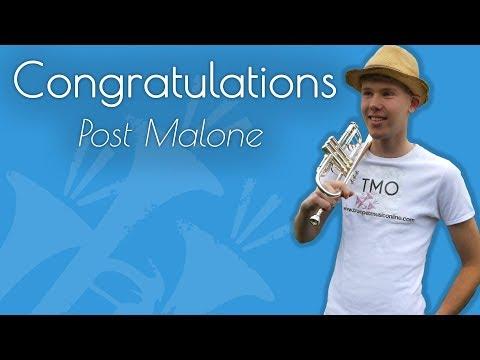 Post Malone - Congratulations (TMO Cover)