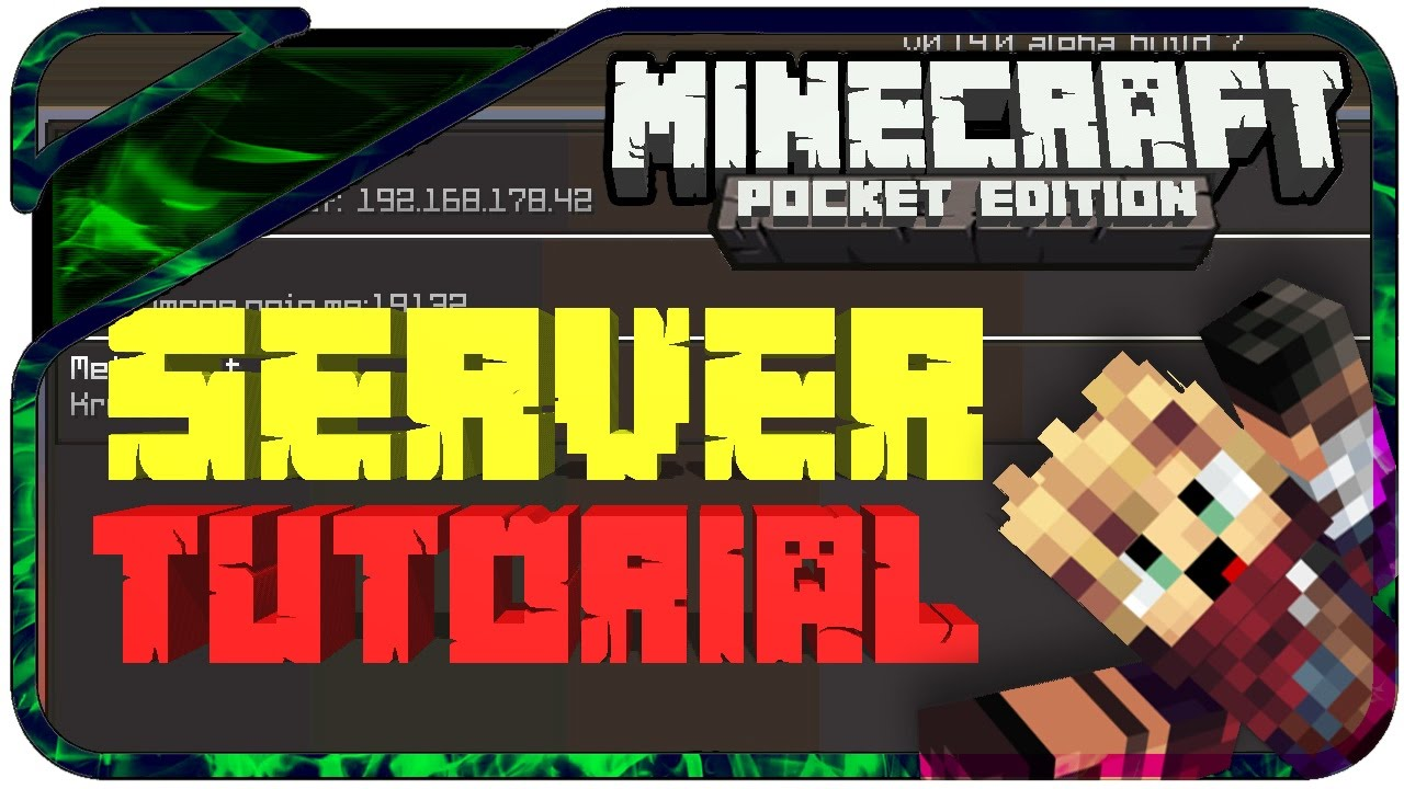 Kostenlosen Minecraft Pocket Edition Server Erstellen Ohne Programme - Minecraft pocket edition server erstellen kostenlos