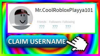 these rare roblox usernames have WHAT?