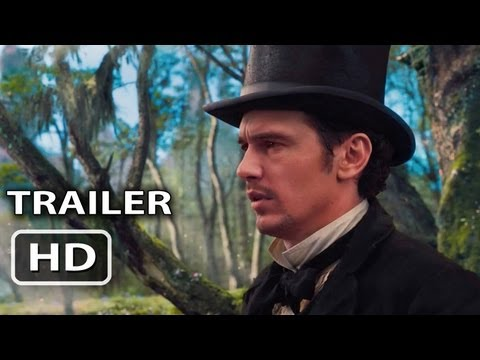 Oz The Great And Powerful Trailer (Movie Trailer HD)