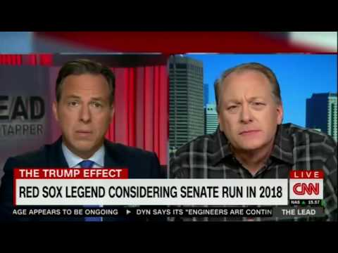 The Lead With Jake Tapper  Curt Schilling on Nazis, Islam and Jews
