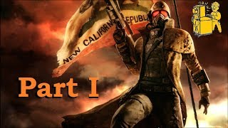 Fallout: New Vegas LiveStream Part 1 (PsNow)