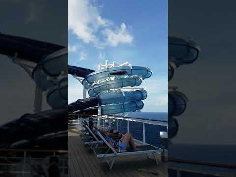 Walking tour onboard MSC SEASIDE - Aug 31st 2018