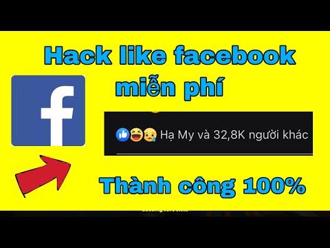 hack like facebook trên điện thoại iphone - Hướng dẫn cách tăng like Facebook mới nhất 2020 thành công 100%