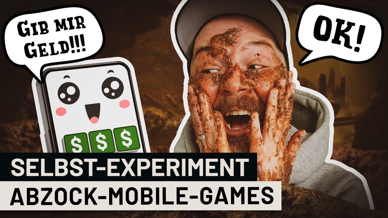 Trant spielt die dreckigsten Freemium-Mobile-Games (damit ihr es nicht müsst)