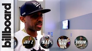 Fabolous' Top 5 New York Rappers    Greatest Of All Time Ep. 12