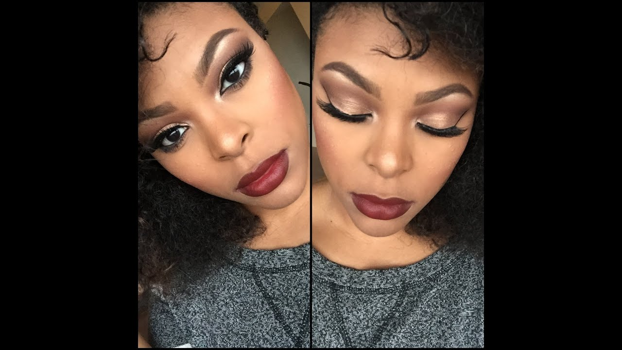 Flawless fall makeup tutorial 2015 too faced chocolate bar flawless fall makeup tutorial 2015 too faced chocolate bar palette youtube baditri Images