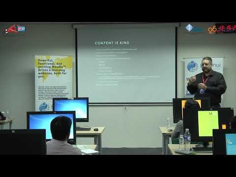 IMU LRF 2017 Workshop Use MOODLE as ODL/MOOC platform