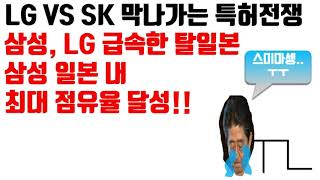 lg-vs-sk-막나가는-특허전쟁-삼성-lg-급속한-탈일본-삼성-일본-내-최대-점유율-달성