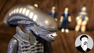 Alien ReAction Figures | Ashens