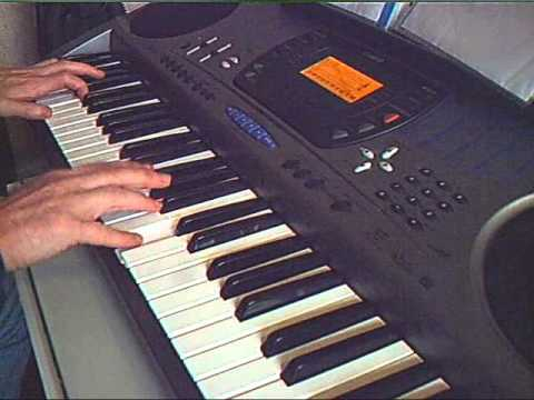 Thoroughly Modern Millie 2 on Casio CTK 671 keyboard