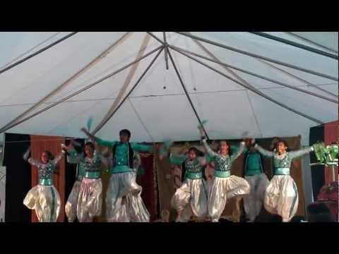 Fusion Performance Naach Sitare 2012 Cincinnati, Ohio